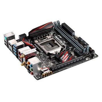 Placa Mãe Asus Z170I Pro Gaming Mini-ITX - Socket LGA1151