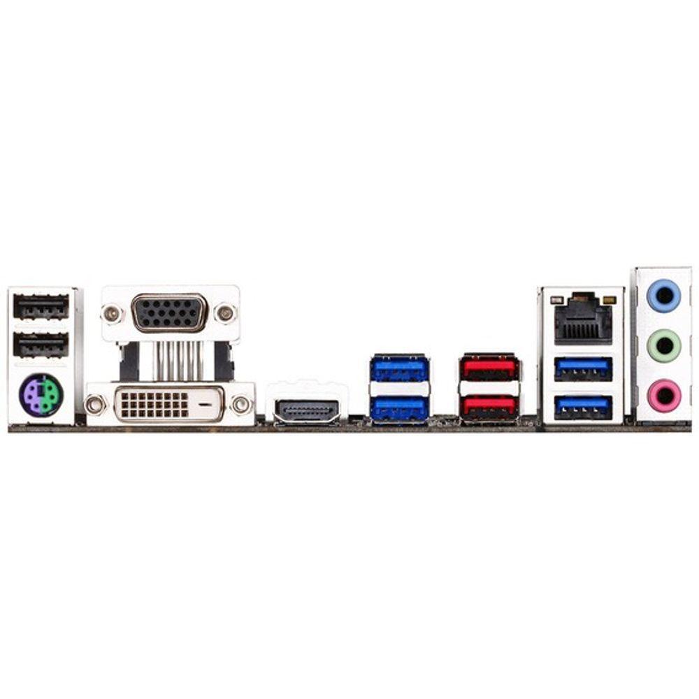Placa Mãe Gigabyte GA-AB350M-Gaming 3 - AM4