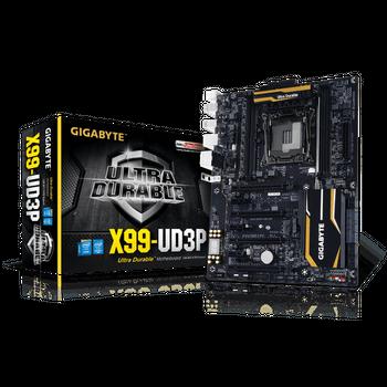 Placa Mãe Gigabyte GA-X99-UD3P - LGA2011-3