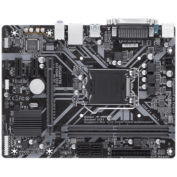 Placa Mãe Gigabyte H310M DS2 - LGA1151