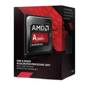 Processador AMD A10 7850K 4.0GHz - Socket FM2+