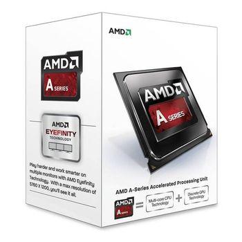 Processador AMD A4 4000 3.0GHz - Socket FM2