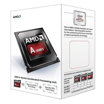 Processador AMD A8 7600 3.1GHz - Socket FM2+