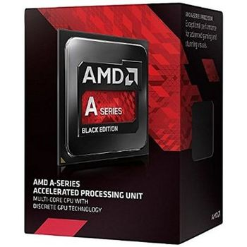 Processador AMD A8- 7650K 3.3GHz - Socket FM2+