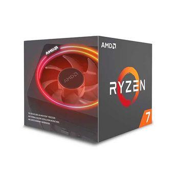 Processador AMD Ryzen 7 2700X 3.7 GHz 20MB Cache - AM4