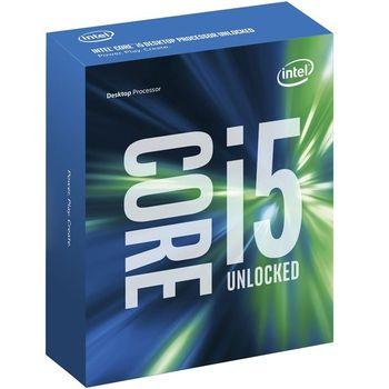 Processador Intel Core i5- 6600K 3.5GHz - Socket LGA1151