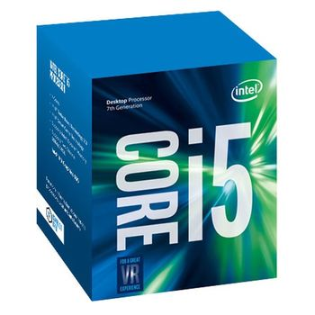 Processador Intel Core i5- 7600 3.5 GHz 6MB Cache - LGA1151