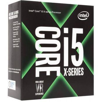 Processador Intel Core i5- 7640X 4.0 GHz 6MB Cache - LGA2066