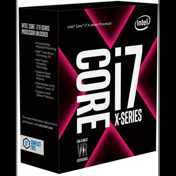 Processador Intel Core i7- 7740X 4.3 GHz 8MB Cache - LGA2066
