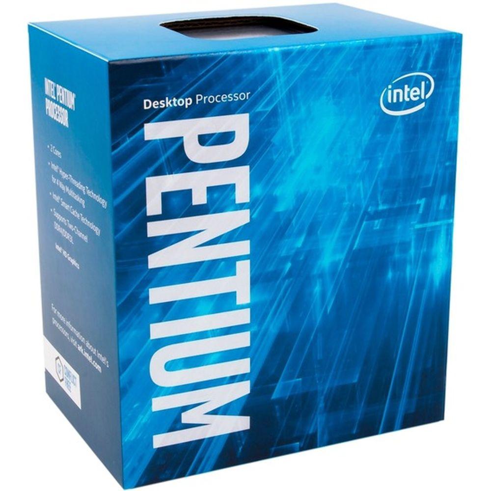 Processador Intel Pentium G4560 3.5 GHz 3MB Cache - LGA1151