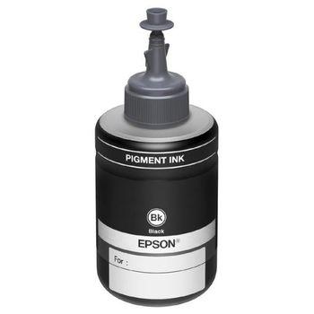 Refil de Tinta Epson Ecotank Preto 140ml - T774120-AL