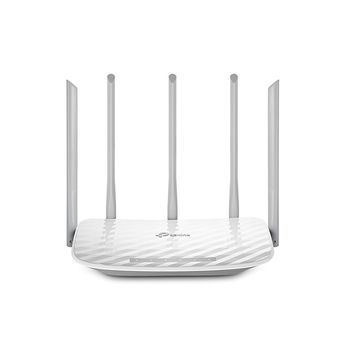 Roteador Wireless Dual Band AC1350 TP-Link - Archer C60 Ver:2.0