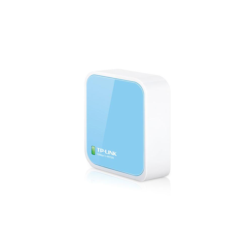 Roteador Wireless N Nano TP-Link - TL-WR702N Ver:1.1