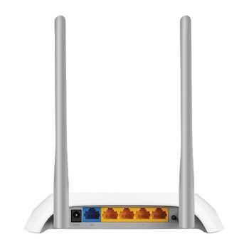 Roteador Wireless N TP-Link - TL-WR840N W Ver:5.0