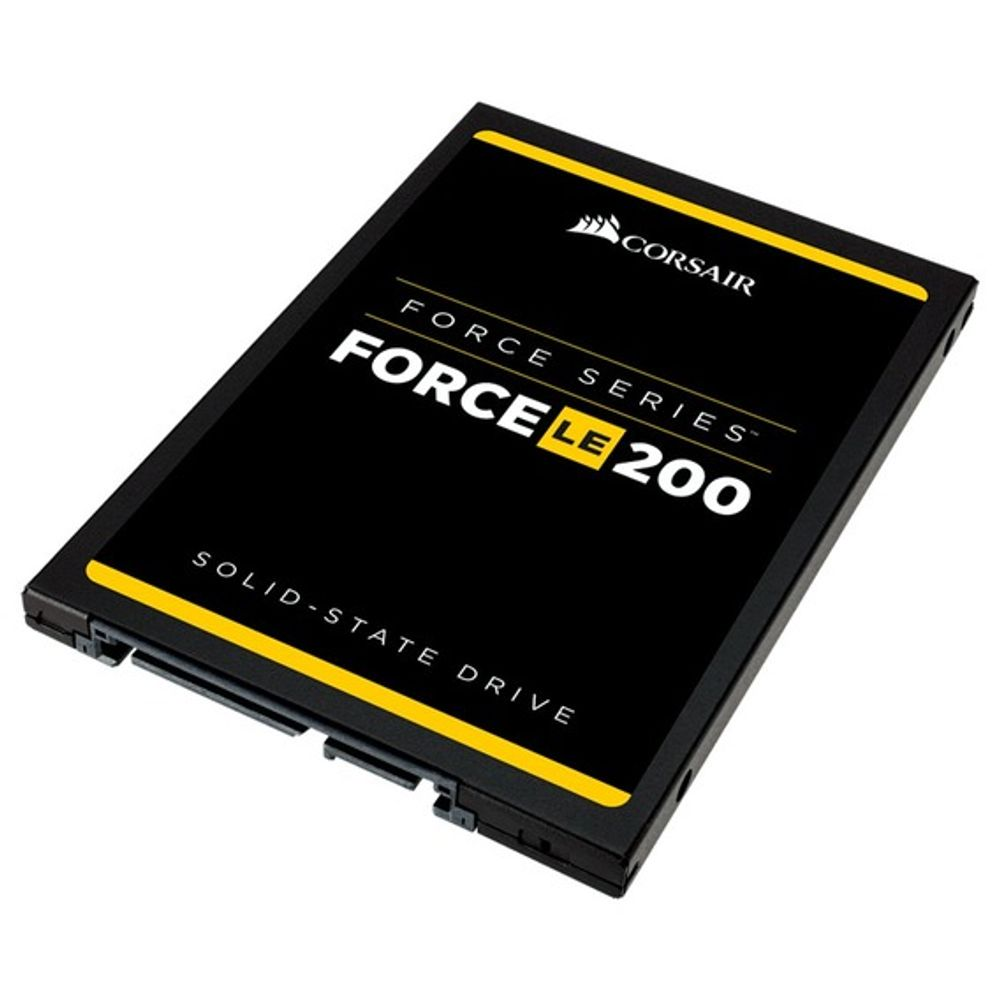 SSD Corsair Force Series LE200 120GB Sata III - CSSD-F120GBLE200C