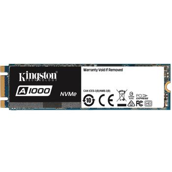 SSD Kingston A1000 240GB NVMe Sata M.2 - SA1000M8/240G