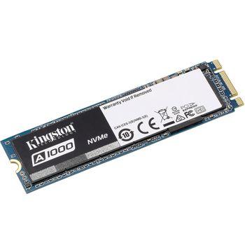 SSD Kingston A1000 480GB NVMe Sata M.2 - SA1000M8/480G