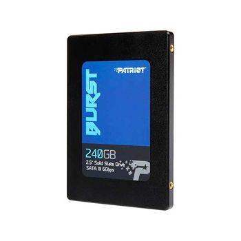 SSD Patriot Burst 240GB Sata 3 - PBU240GS25SSDR
