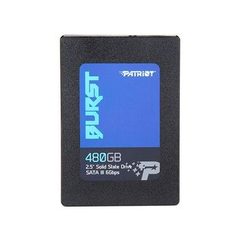 SSD Patriot Burst 480GB Sata 3 - PBU480GS25SSDR