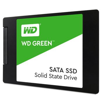 SSD Western Digital WD Green 120GB Sata 3 - WDS120G2G0A