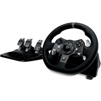 Volante Logitech G920 Driving Racing - 941-000551