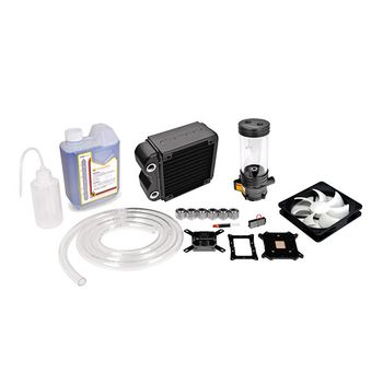 Watercooler Thermaltake Pacific RL120 Cooling Kit - CL-W069-CA00BL-A