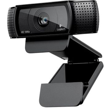 Webcam Logitech C920 Full HD Pro 1080p - 960-000764