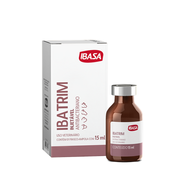 Ibatrim Injetável 15 ml