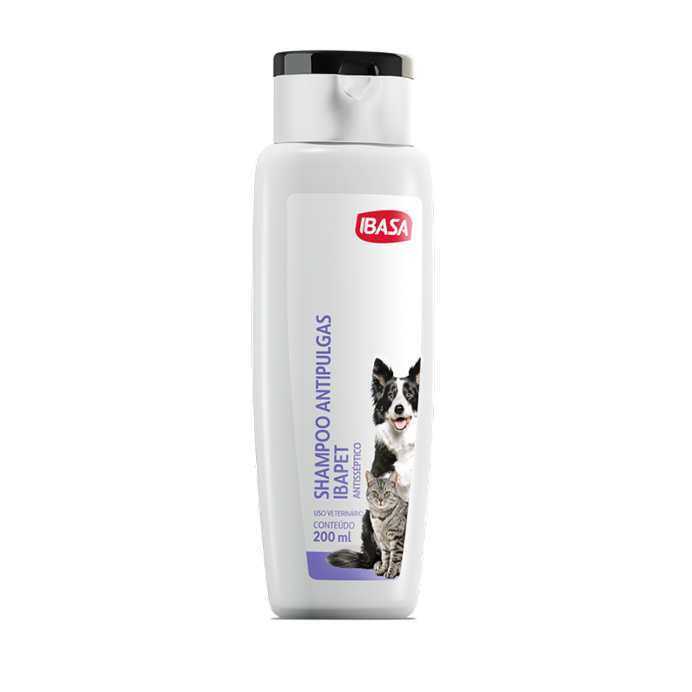 Shampoo Antipulgas 200 ml