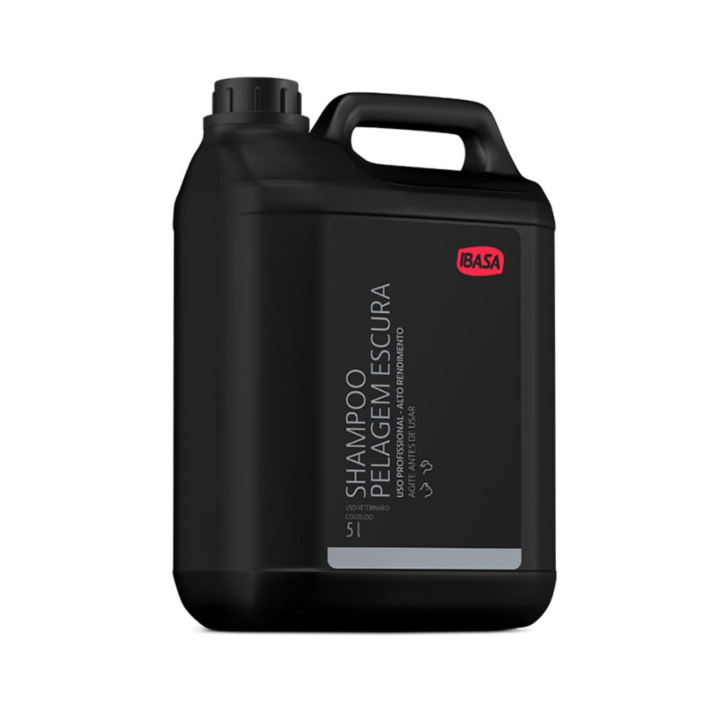 Shampoo Pelagem Escura 5L