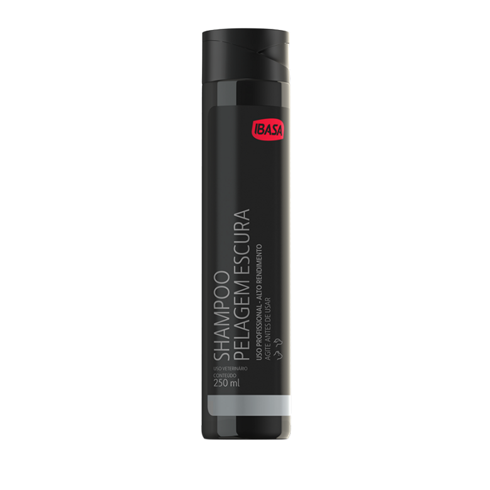 Shampoo Pelagem Escura 250 ml
