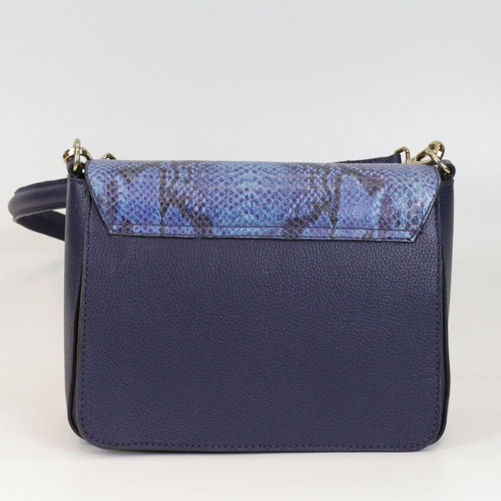Bolsa de couro Ginny 10555