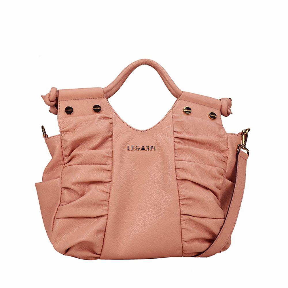 Bolsa de couro Babette 10629
