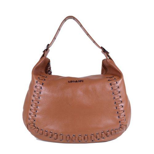 Bolsa de couro Bromélia 10445