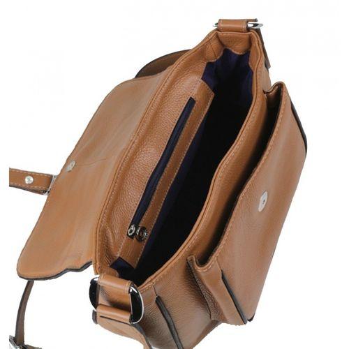Bolsa de couro Iara 10523