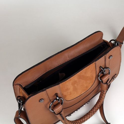 Bolsa de couro Guinevere 10565