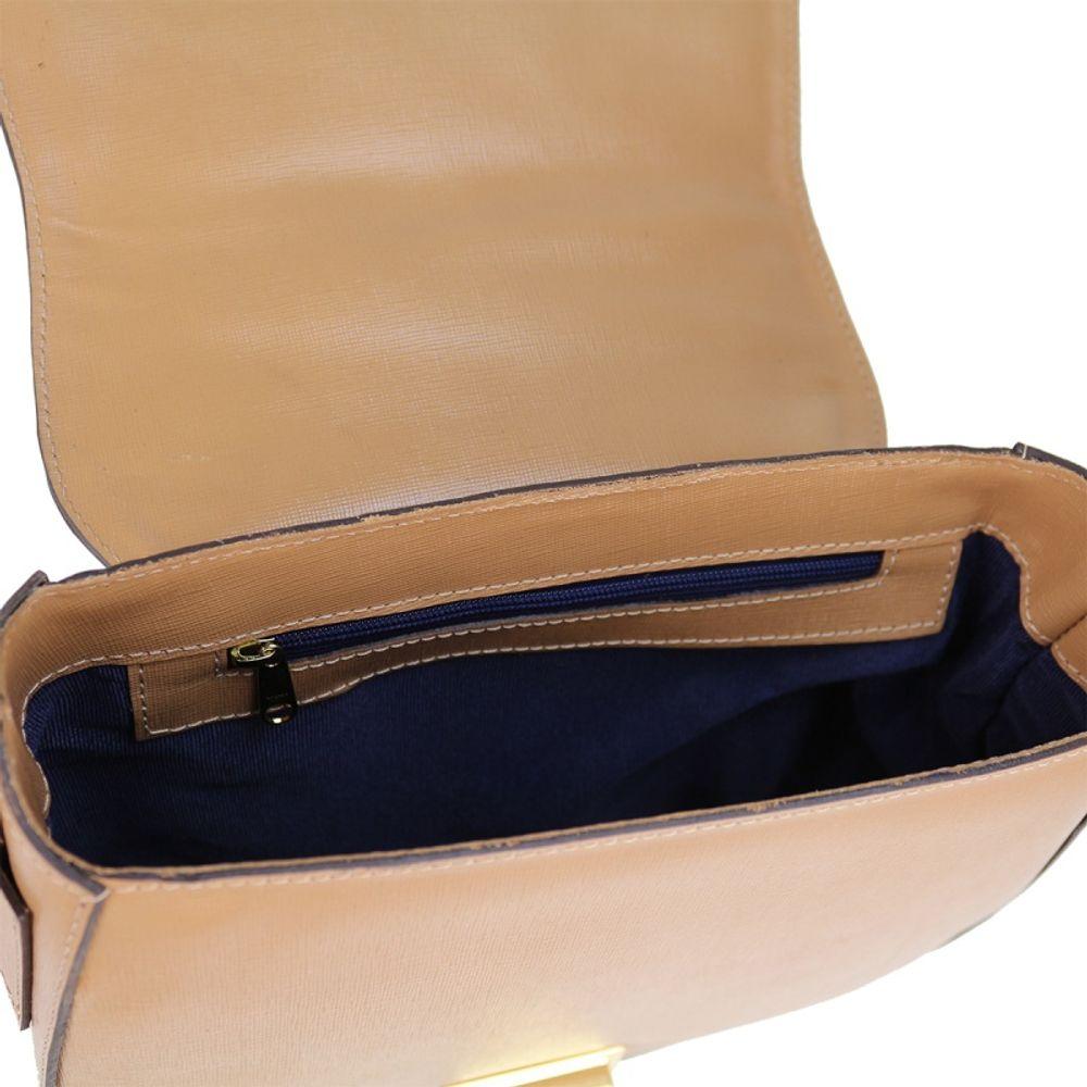 Bolsa de couro Katy 10588