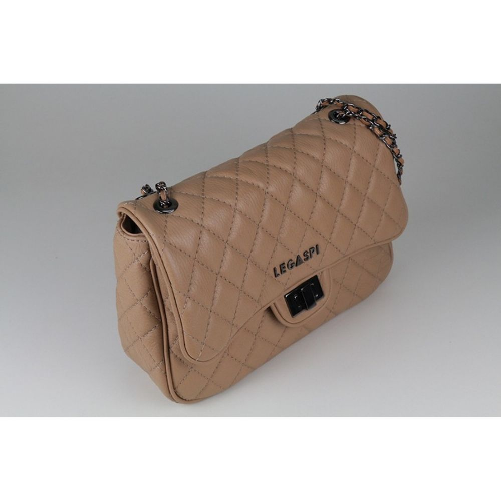 Bolsa de couro Lavanda 10480