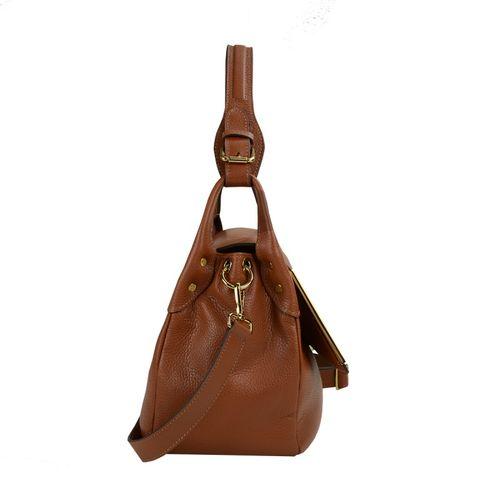 Bolsa de couro Carolina 10466