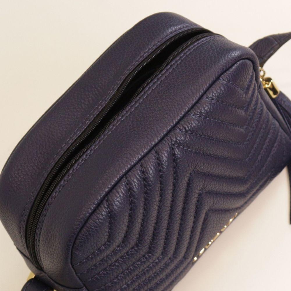 Bolsa de couro Arlequina 10543