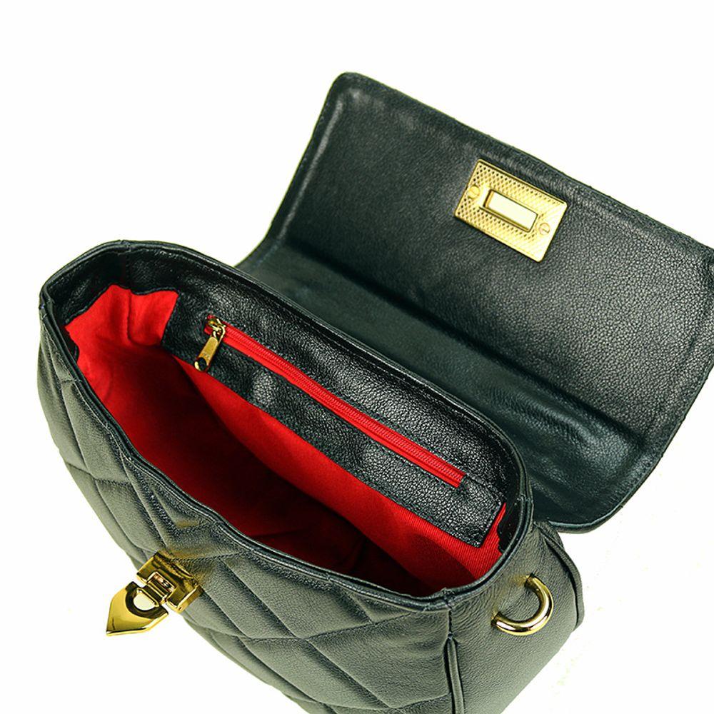 Bolsa de couro Naomi 10622