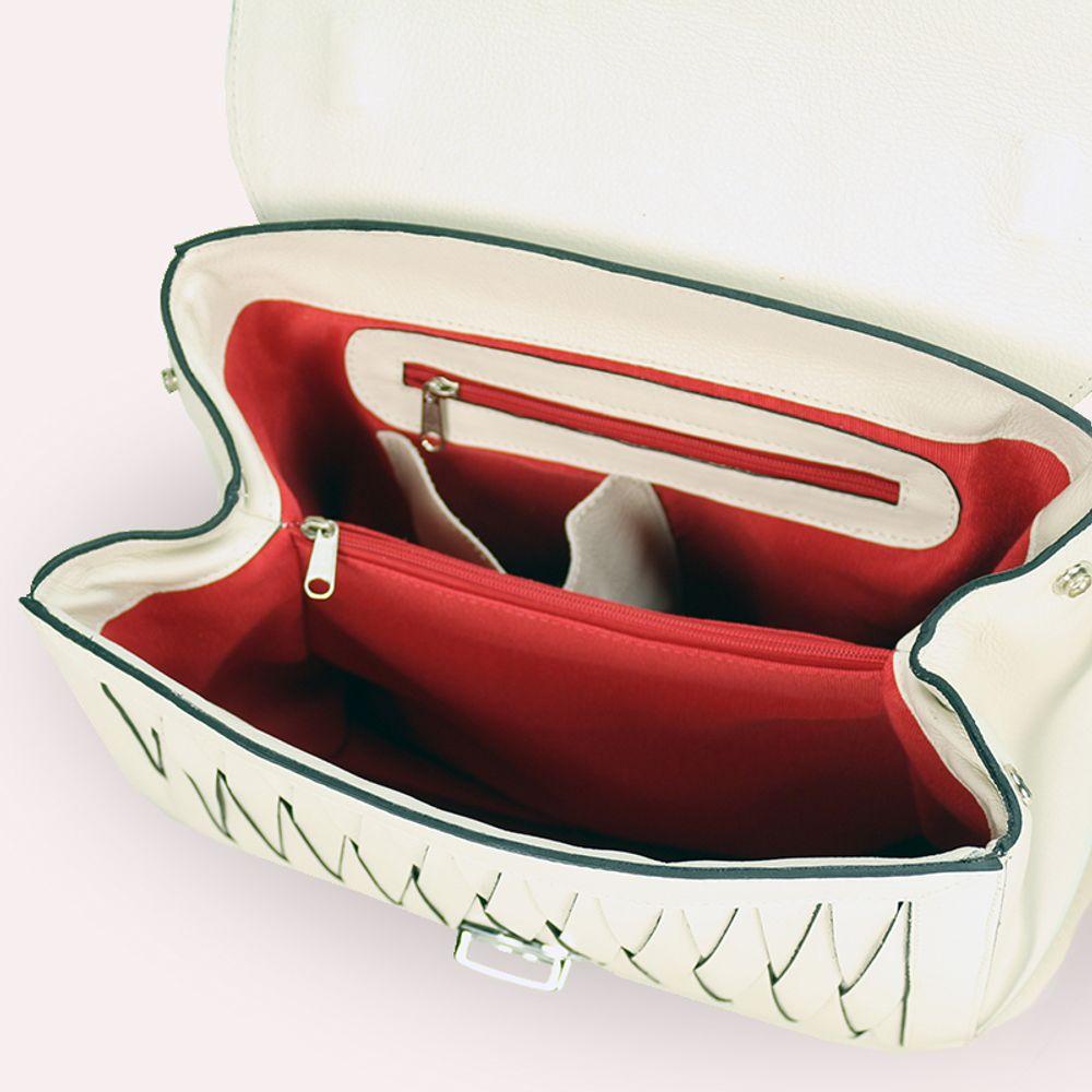 Bolsa de couro Ohana 10630