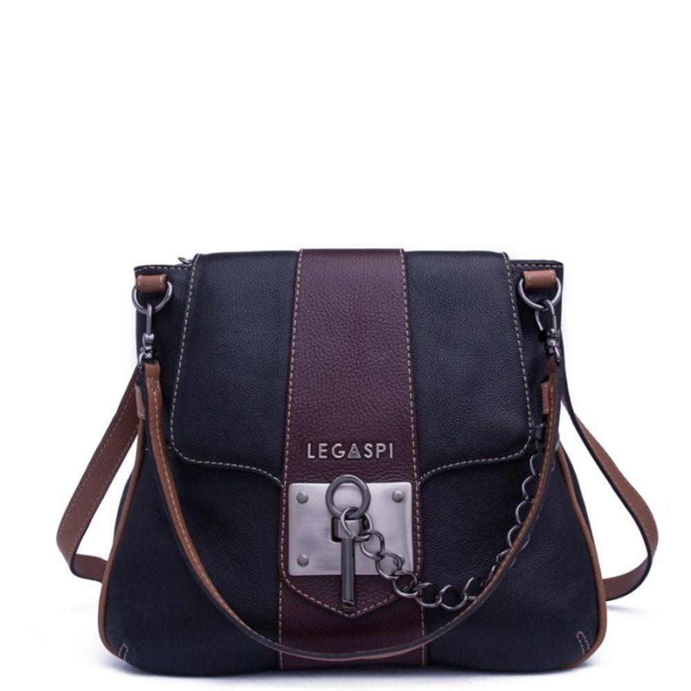 Bolsa de couro Luma 10512