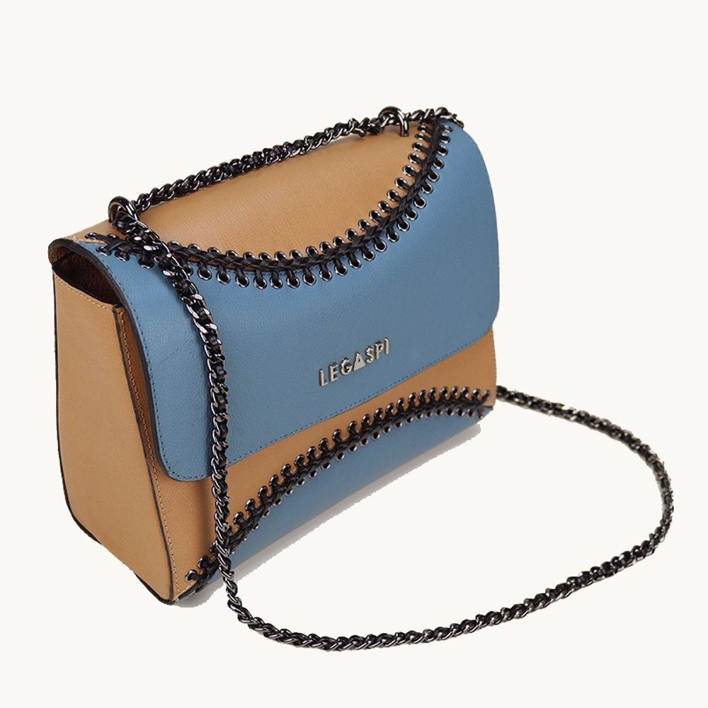 Bolsa de couro Louane 10627