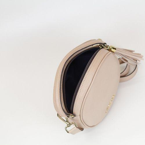 Bolsa de couro Taylor