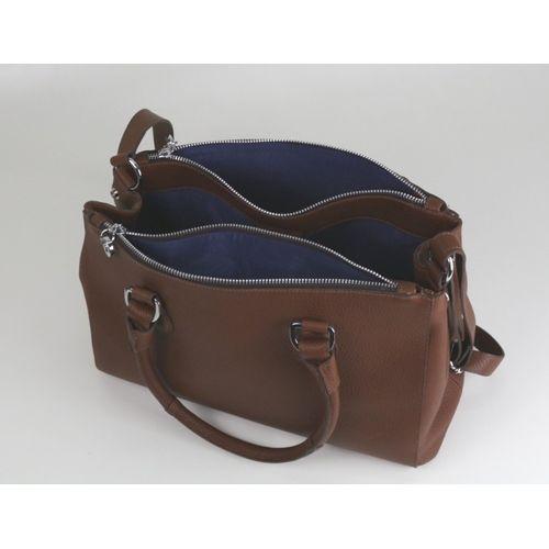 Bolsa de couro Caxemira 285