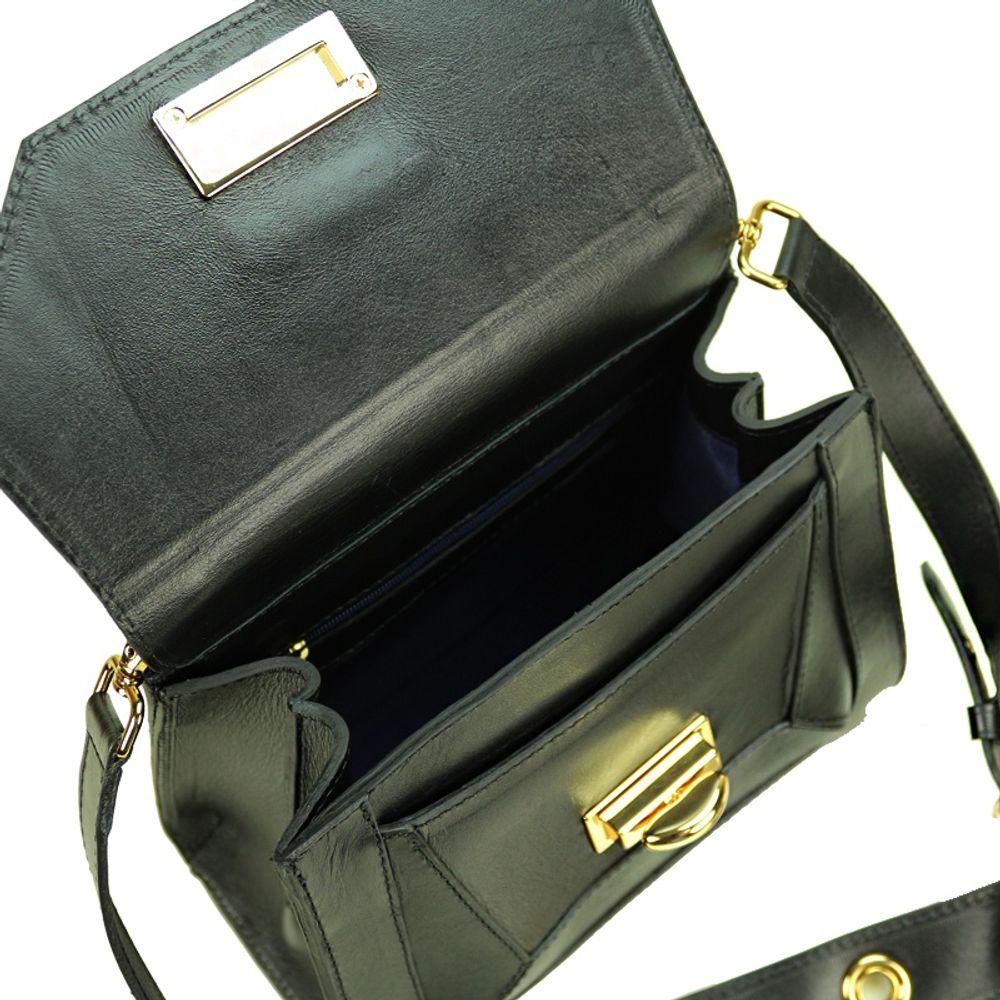 Bolsa em couro Alex 10597