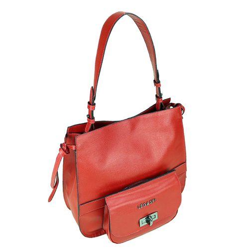 Bolsa em couro Louise 10576