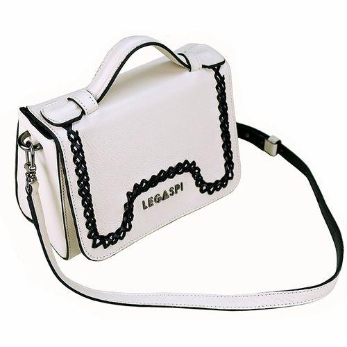 Mini bag de couro Piper 10632