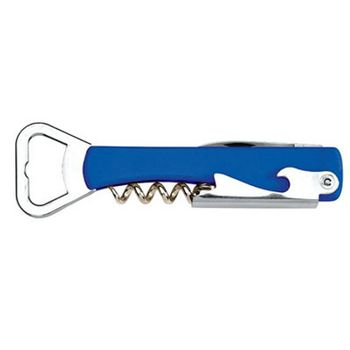 Saca-Rolhas, Abridor e Canivete Utilità Azul Tramontina